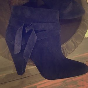 Nine West ankle booties